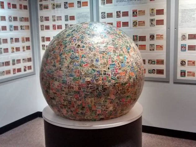 Leon Myers Stamp Center