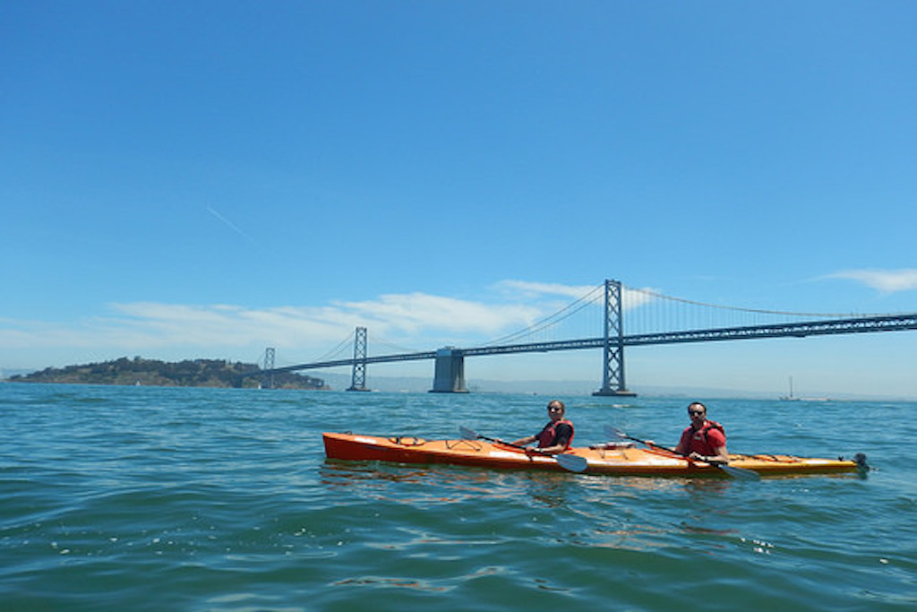 6 extreme sports on the San Francisco Bay