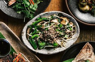 Rice Paper Scissors yum cha