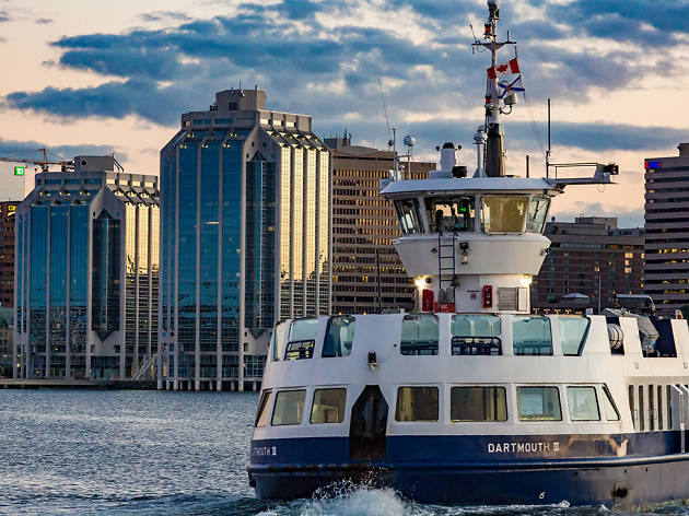 Halifax-Dartmouth Ferry