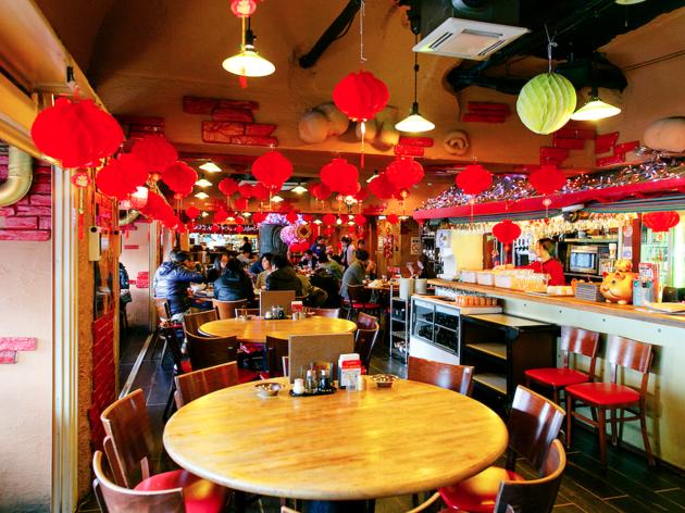 Best 24-hour restaurants in Tokyo