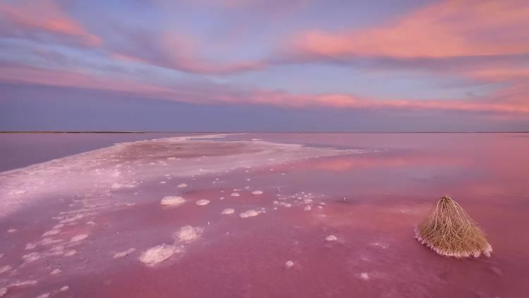 Lake Tyrrell, Sea Lake, Victoria