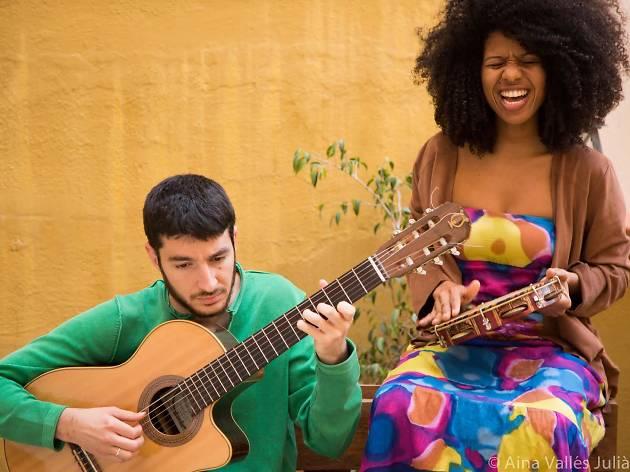 Jazz & Blues al Mandarin Oriental: Mirla Riomar