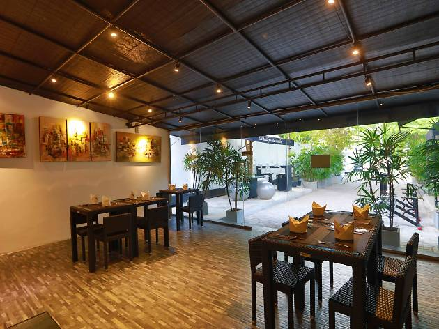 Cafe Bagatalle