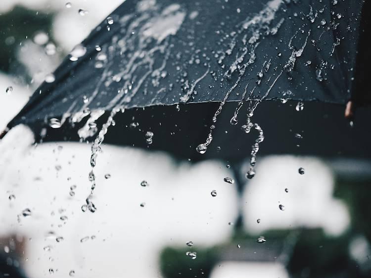 Ill-considered umbrella openings