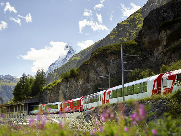 Take a trip on the new afternoon Glacier Express