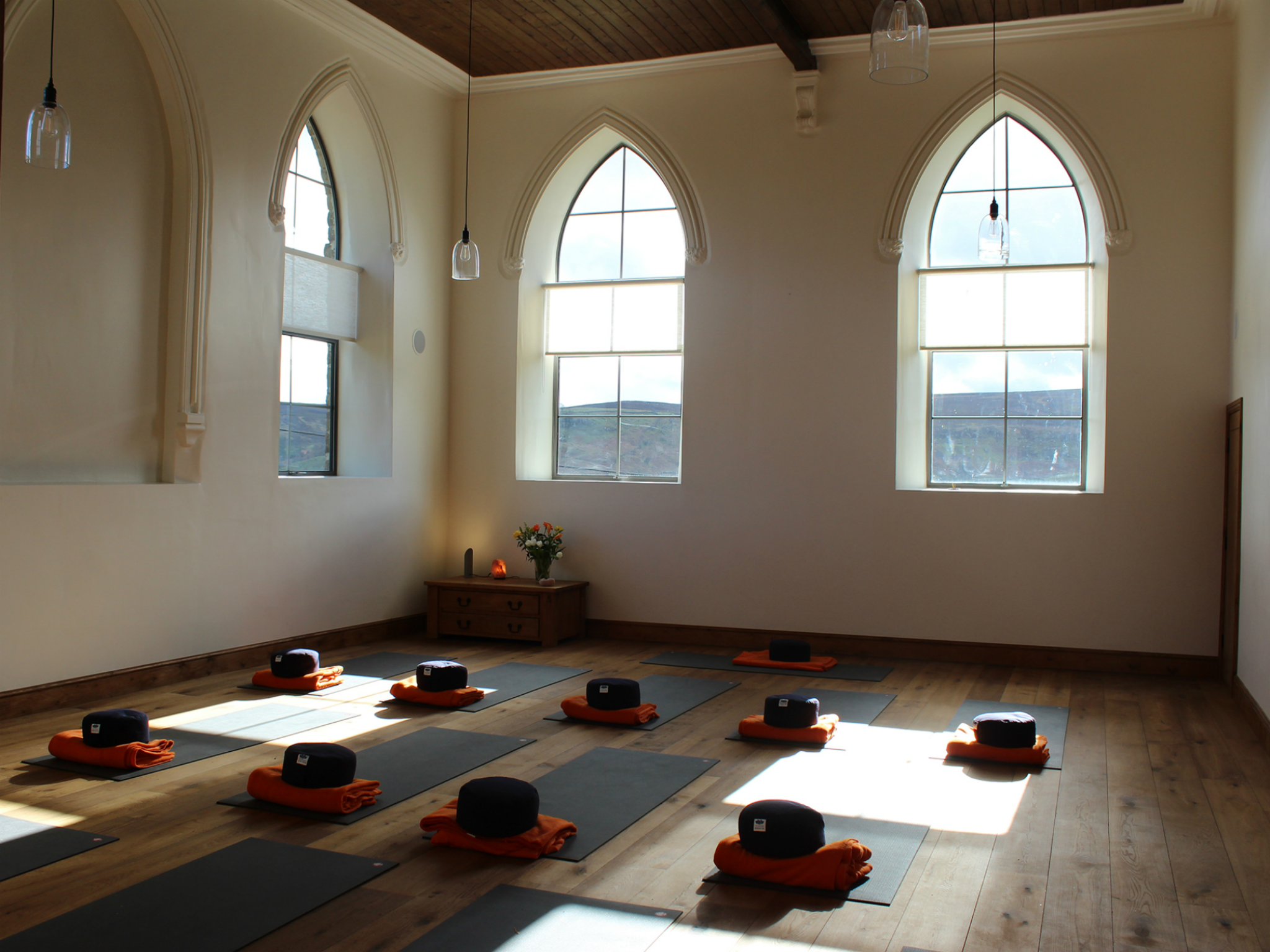 11 Amazing Yoga Retreats And Wellbeing Escapes In The Uk