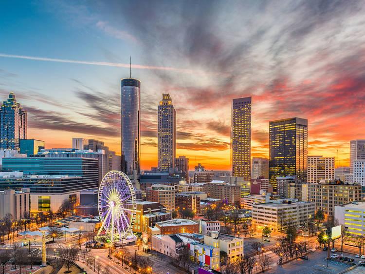 The best markets in Atlanta