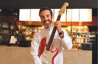 Henrique Sá Pessoa é um dos chefs que estará no Time Out Market do Rock in Rio