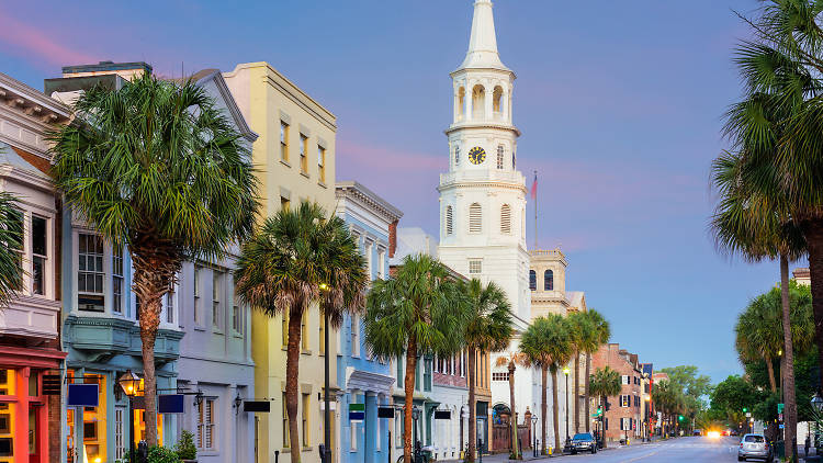 The ultimate guide to Charleston