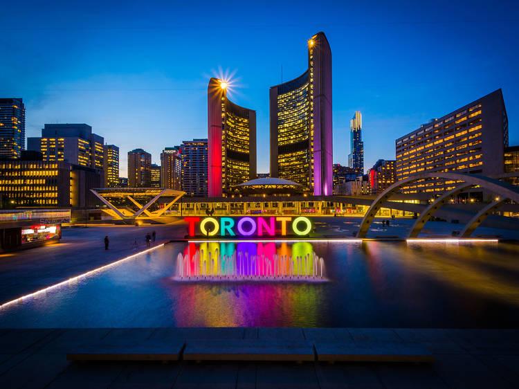 The best nightlife in Toronto