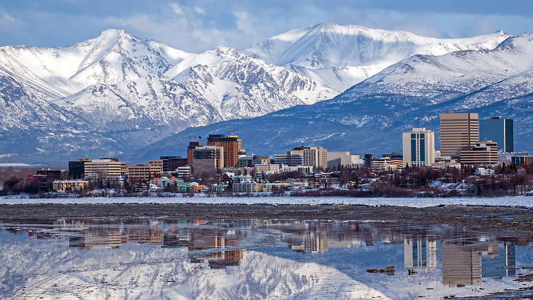 The ultimate guide to Anchorage