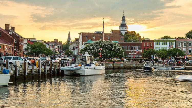 The ultimate guide to Annapolis