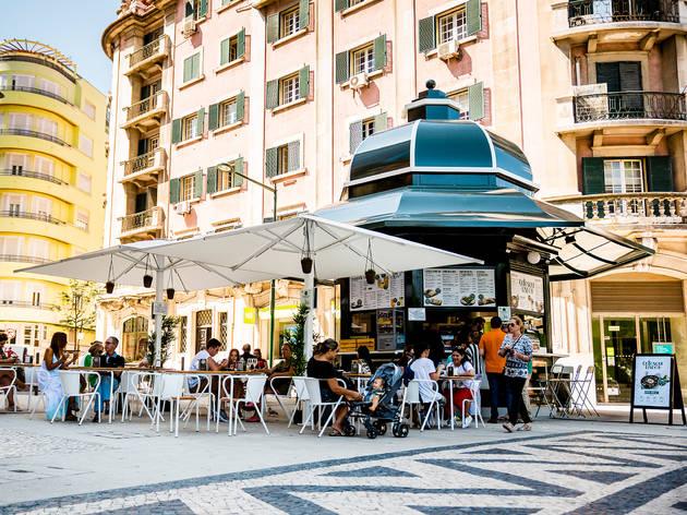Quiosque Lisboa - Saldanha