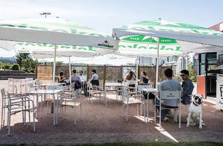 Quiosque Verde Lima