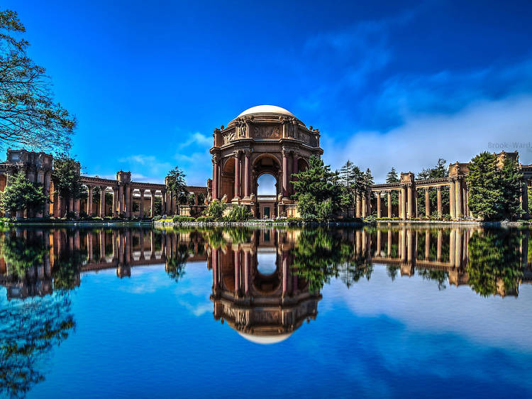 The most beautiful buildings in San Francisco
