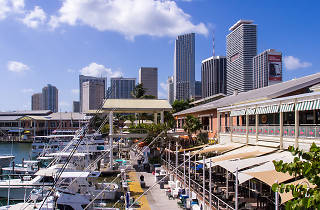 Downtown Miami, Bayside