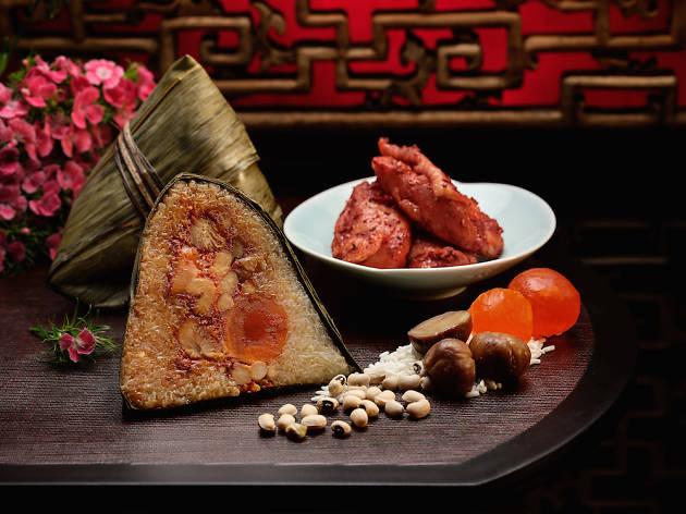 Wan Hao Chinese Restaurant Rice Dumplings