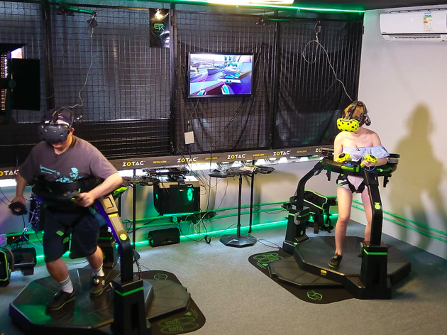 Playdium VR