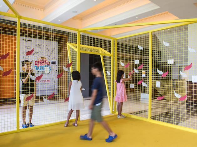 Children's Festival: Small Big Dreamers