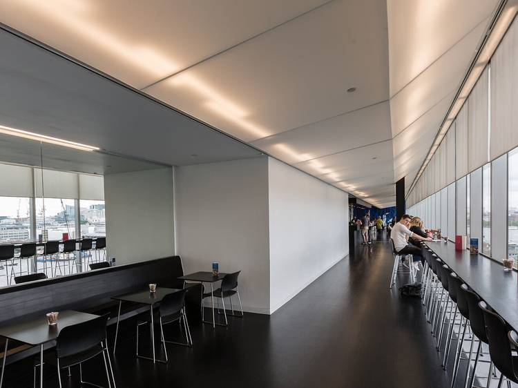Tate Modern Café: Level 1