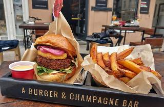 50 A Burger and Champagne Bar