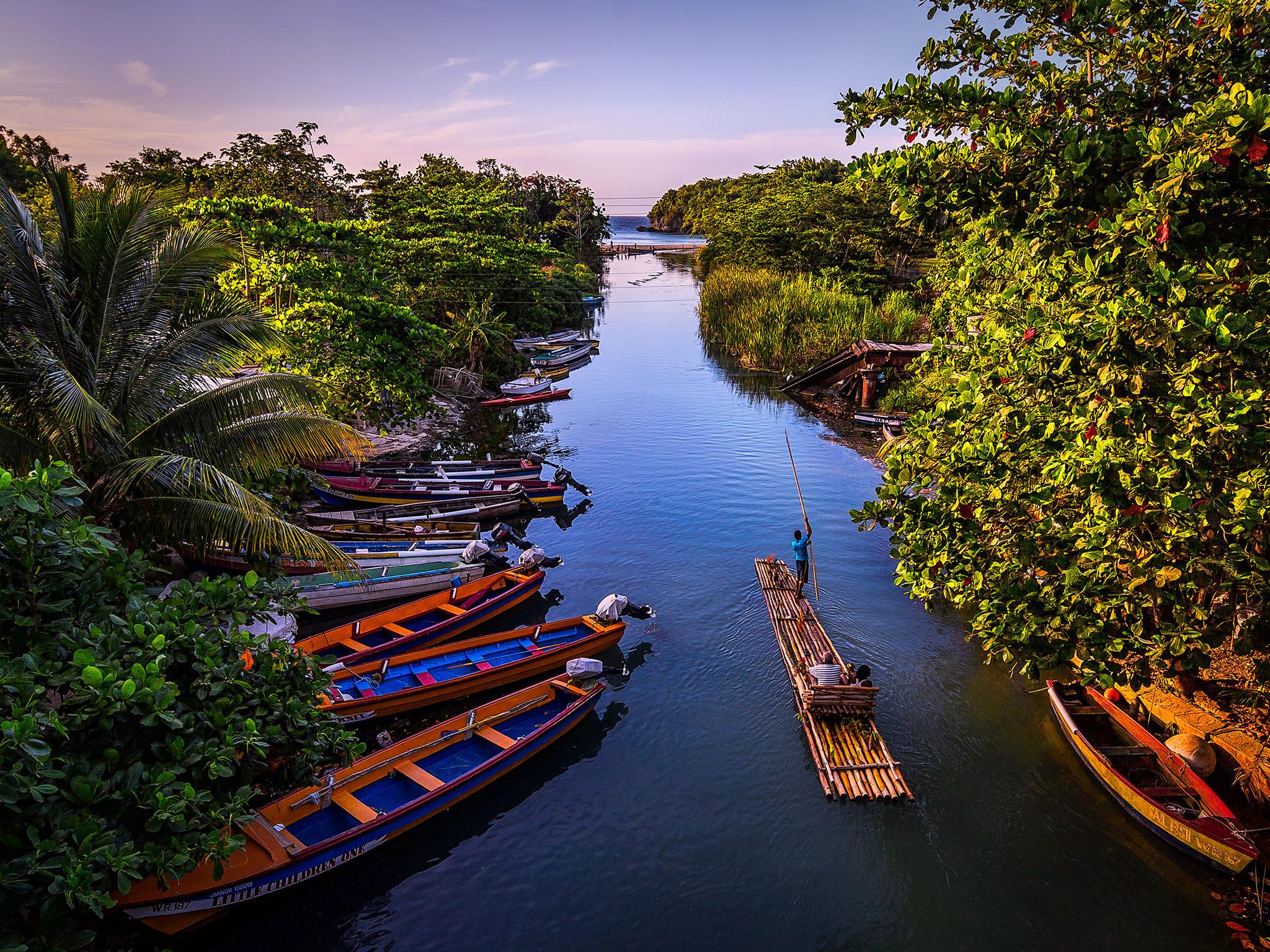 Jamaica is welcoming international tourists