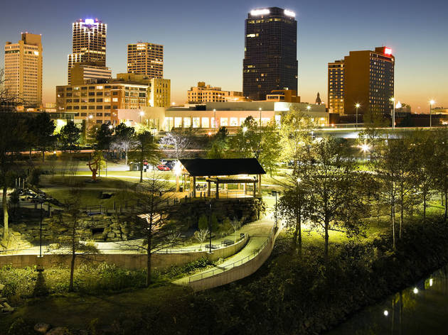 The ultimate guide to Little Rock
