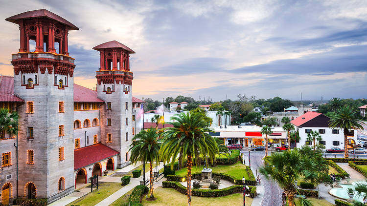 The ultimate guide to St Augustine