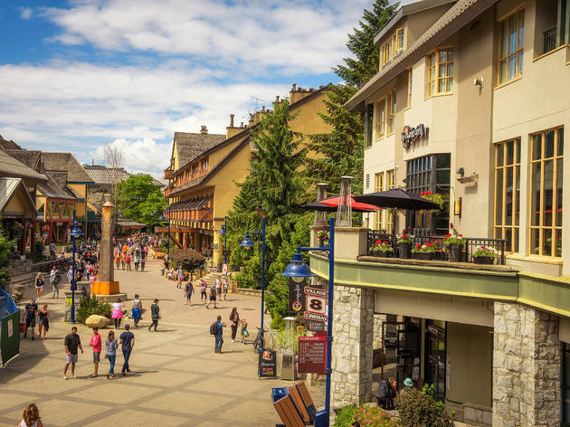 The 12 best things to do in Whistler