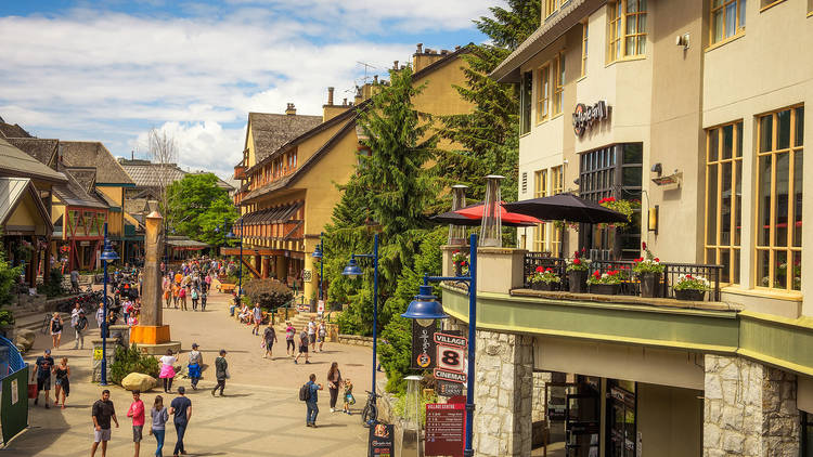 The ultimate guide to Whistler