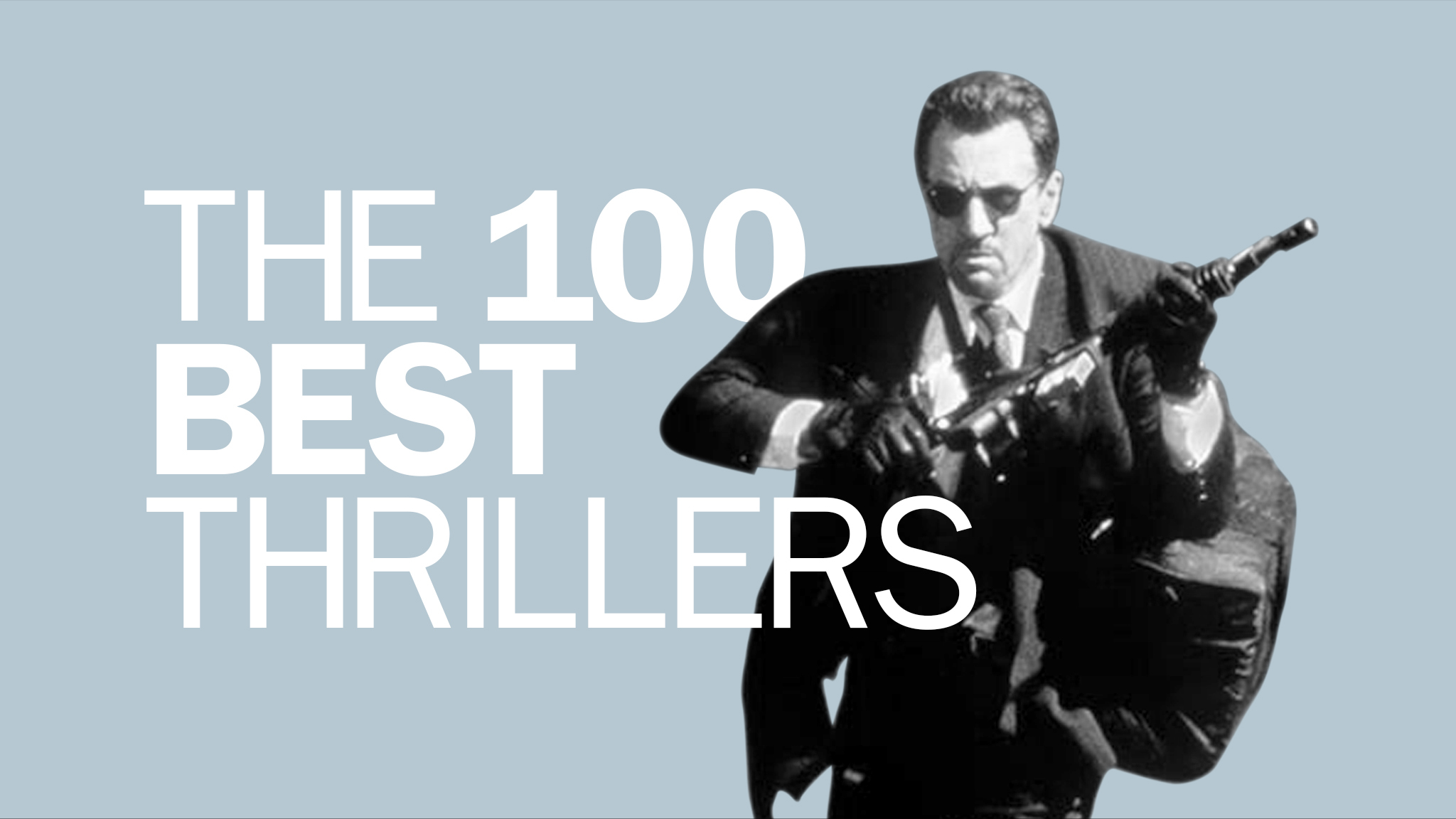 100 best thriller films of all time