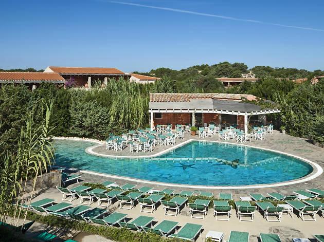 Hotel Sabine at Resort Le Dune, Badesi