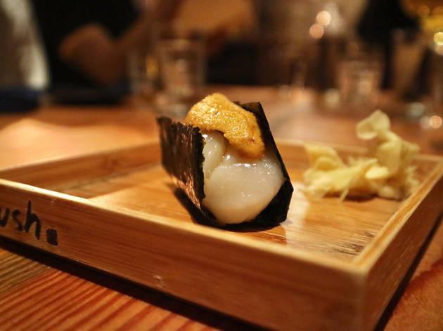 Brush Sushi