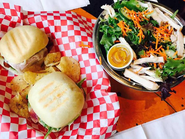 Victory Sandwich Bar: Grant Park