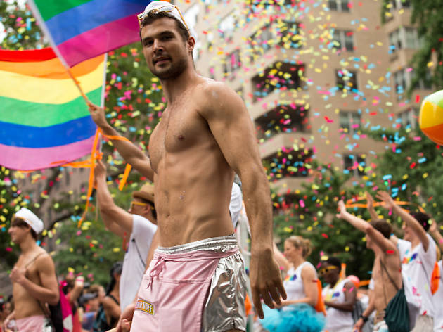 Mes del ORgullo LGBTTTI en la CDMX