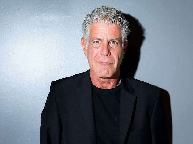 Anthony Bourdain's LES episode of Parts Unknown will premiere at NYC's Food Film Festival