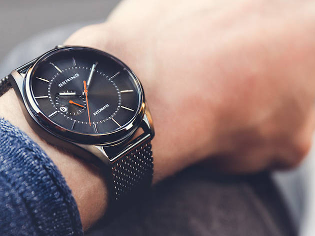 Bering automatic watch