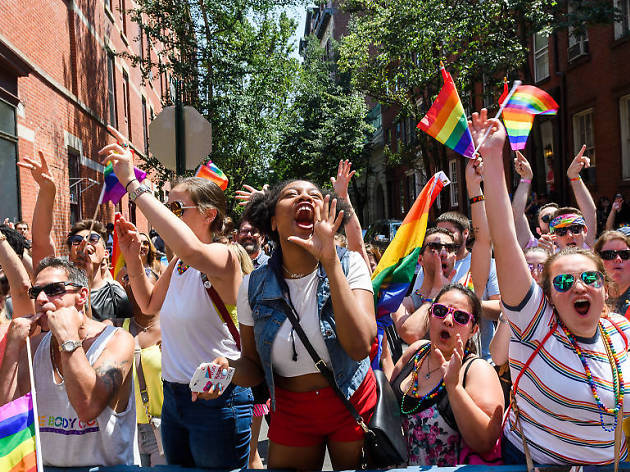The best places to celebrate Pride
