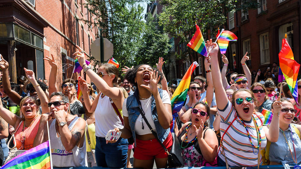 The 13 best places to celebrate Pride