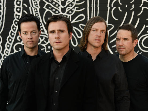 Jimmy Eat World se presentará en El Plaza Condesa