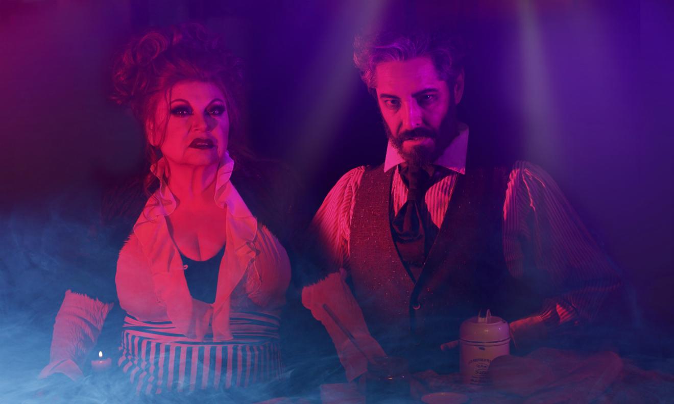 5 razones para ver el musical Sweeney Todd, el barbero asesino de la calle Fleet