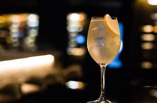 Gin tonic en la CDMX