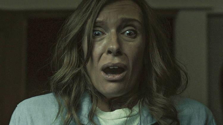 Toni Collette en El legado del diablo