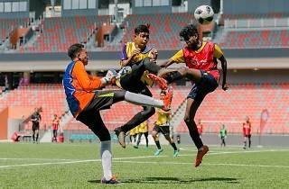 Singapore Sports Hub Festival of Football
