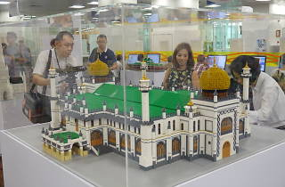Building History: Monuments in Bricks and Blocks