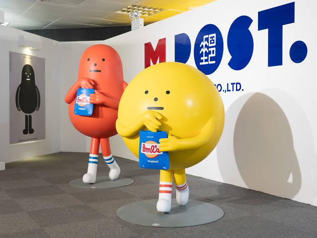 「SML Expo」黏黏怪物研究所十周年展