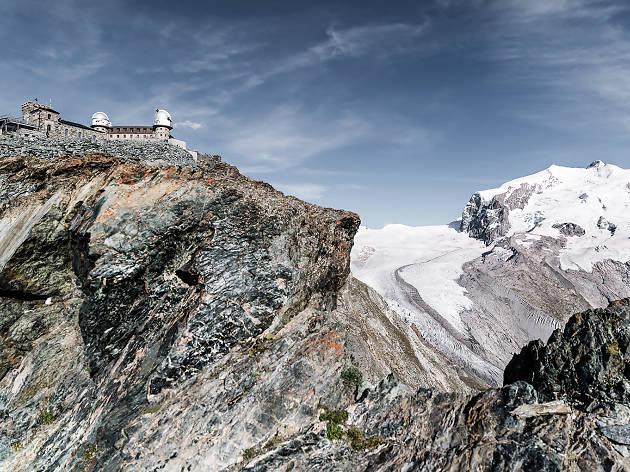3100 Kulmhotel Gornergrat Zermatt, for Swiss summer hideaways staycation campaign