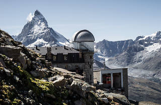 3100 Kulmhotel Gornergrat Zermatt, for Swiss staycation campaign