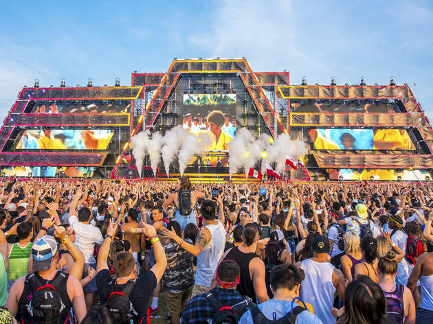Spring Awakening Music Festival is moving to the 'burbs